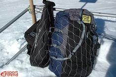Pacsafe siatka stalowa na torbę plecak - Sklep Sportowy Sport Trend
