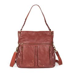The Sak® Teak Pax Leather Large Crossbody.  I am seriously considering buying this.  It's not super expensive, but more than I would usually pay for a purse.