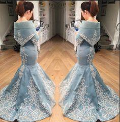 Kris Aquino, chosen as Fashion People's Choice Award winner at SONA 2015 Modern Filipiniana Gown, Filipiniana Wedding, Maria Clara Dress Philippines, Filipino Fashion, Grad Dresses, Wedding Dresses, Traditional Dresses, Beautiful Outfits, Designer Dresses