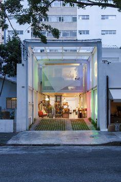 Galeria Nacional / Zemel + Chalabi Arquitetos