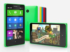 Nokia Launches three Android smartphones under the Nokia X series at the ongoing Mobile World Congress event in Barcelona, Spain. The Nokia X, X+, and XL are priced at € 89 (Rs 7,500 approx), € 99 (Rs 8,500), and € 109 (Rs 9,300), respectively. Detail features  http://www.resalerental.com/Nokia-X-X-XL-smartphones-Price-and-Features-Detail-Adid/NDI5Nw==