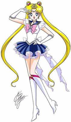 Princesa Sailor Moon