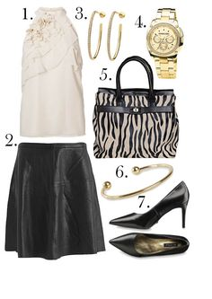 Outfit: Looking Chic for Dinner with DYRBERG/KERN watch» NordicStyleMag