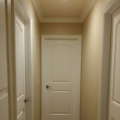 Paint colors neutral wall colors and neutral walls on for Interior passage doors