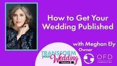 How To Get Your Wedding Published! Tips from a PR Pro Wedding Vendors, Wedding Tips, Fun Learning, You Got This, Advice, How To Get, Couples, Marriage Tips, Its Ok
