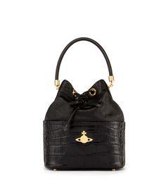 Beaufort Bag 6768 Black Vivienne Westwood