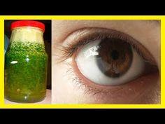 Recupera tu visión al 100% con este remedio natural - YouTube