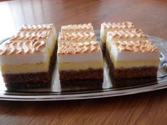 Delicious Cake Recipes, Yummy Cakes, Dessert Recipes, Healthy Recipes, Desserts, Healthy Food, Ham, Cheesecake, Food And Drink