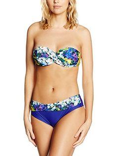 Marc & Andre Bikini a Fascia (Multicolore)