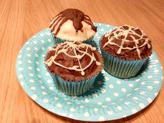¡Decora tus cupcakes para Halloween!