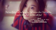Cheon Song Yi's first crush.LOL