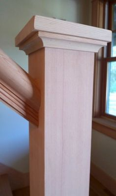 Best Build Box Newel Post As A Sleeve Over Existing Newel Post 400 x 300