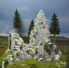 castle ruin  http://www.modellbauluft.de/Produkte/H0/H540-Burgruine--Eineck-/H540_D_01.jpg