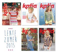 5 onmisbare #tijdschriften voor het #breien deze #Lente · #Zomer 2015