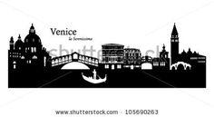 Venice Skyline by Jeff Bird, via Shutterstock