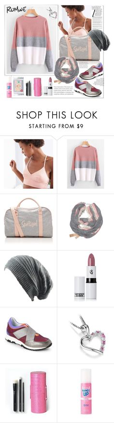 """Romwe"" by natalyapril1976 on Polyvore featuring Mode, Aerie, Whiteley, Lipstick Queen, Lanvin, Jenny Patinkin und Etude House"
