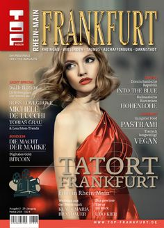 TOP Magazin Frankfurt Rhein-Main / Herbst 2014