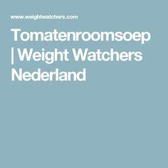 Tomatenroomsoep   Weight Watchers Nederland