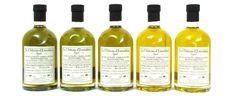 Sélection d'huiles d'olive du Château d'Estoublon