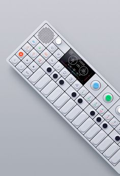 Teenage Engineering's OP-1 portable workstation synth