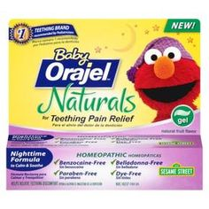 #FreeSample #BabyOrajelNaturals Gel Teething Treatment – Target