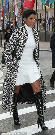 Tamron Hall Leaving Fashion Star Tamron Hall is leaving Fashion Star. The post Tamron Hall Leaving Fashion Star appeared first on Zahn Gesundheit. Black Women Fashion, Fashion Tips For Women, Womens Fashion, Fashion Ideas, Female Fashion, Work Fashion, Ladies Fashion, Fashion Fashion, Fashion Online