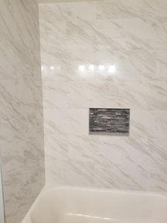 f3b9aa799f7f9e MSI Kolasus White 12 in. x 24 in. Polished Porcelain Floor and Wall Tile  (16 sq. ft.  case)-NHDKOLWHI1224P - The Home Depot