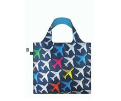 Airports Areoplane Foldaway Tote