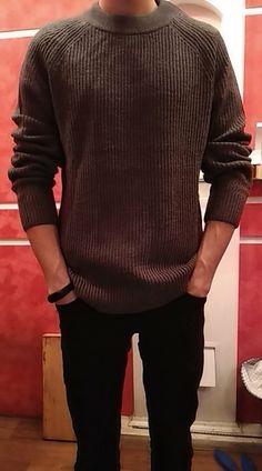 MLMR JackJones Men s Winter Wool-blend Long Sleeve Knitted Sweater Top -  sheheonline c5d472cb9a335