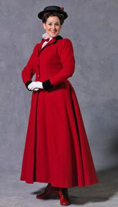Disney's Mary Poppins–Costumes for Music Theatre of Wichita