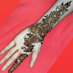 Amazing henna body designs or Mehndi beauty then Click VISIT link to read Latest Arabic Mehndi Designs, Full Hand Mehndi Designs, Mehndi Designs Book, Mehndi Designs 2018, Mehndi Designs For Girls, Mehndi Designs For Beginners, Modern Mehndi Designs, Mehndi Design Pictures, Wedding Mehndi Designs