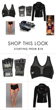 """Untitled #101"" by alexpulido on Polyvore featuring Everlast, Leone 1947, Ward's Boxing Club NYC, Superdry and Shock Doctor"