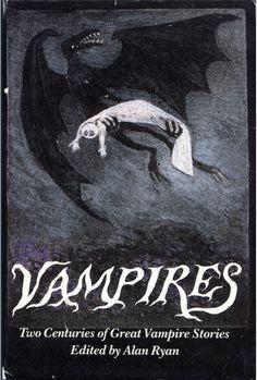 vamp book illustration by Gorey