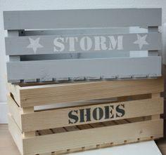 leuk om houten kistjes te bewerken