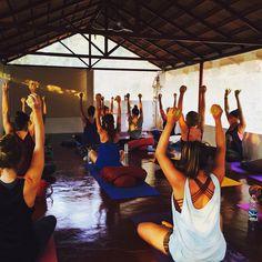 Yoga Teacher Training @ Trimurti Yoga #5elements #yogatherapy