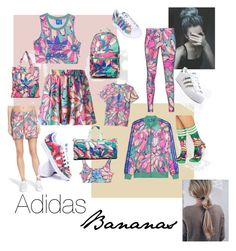 """""""Untitled #28"""" by ajengans on Polyvore featuring adidas and adidas Originals"""