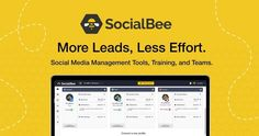 Social Media Management Tools, Training, and Teams.More Leads, Less Effort. Social Media Management Tools, Training, and Teams. 14-day Free Trial, No Credit Card Required. Book a Demo. Web Business, Business Profile, Online Marketing, Social Media Marketing, Social Media Management Tools, Media Specialist, Community Manager, Article Writing, Effort