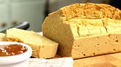 #Glutenfree chickpea bread