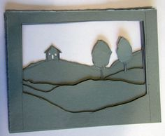 For this seasons house project I've decided to create a tunnel book. Tunnel Book Tutorial, Origami, Paper Art, Paper Crafts, Art Lessons Elementary, Paper Engineering, Stained Glass Patterns, Art Classroom, Classroom Ideas
