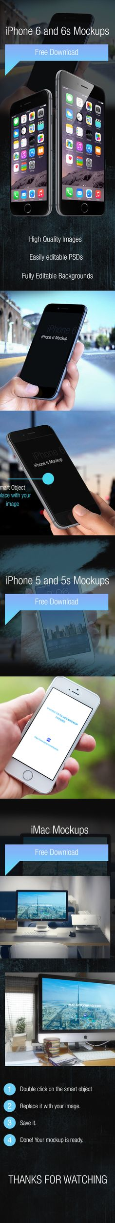 Free iPhone 6 mockup PSDs and much much more for free. on Behance