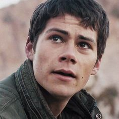 Dylan O´Brien as Thomas - #TheScorchTrials
