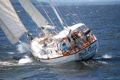 1980 Reliance 44 Ketch Sail Boat For Sale - www.yachtworld.com