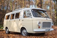 We have featured a good few vintage Fiats, as well as a number of VW camper vans. But this is pretty much the halfway point between the two - a vintage Fiat 238 camper van. Vintage Camper, Vintage Vans, Old Classic Cars, Vans Classic, Mobiles, Volkswagen, Classic Campers, Van Car, Ebay Watches