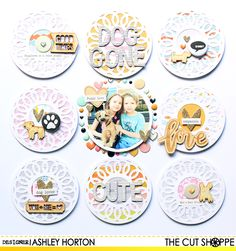 Dog Gone Cute - Scrapbook.com - Don't forget to scrapbook your furry friends!