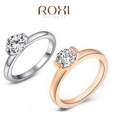 Jewelry Sets Silver Plated Austrian Crystal Wedding Richy-Glory