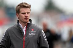 Nico Hulkenberg Sauber F1 Team