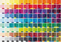 Картинки по запросу таблица смешивания цветов акварель