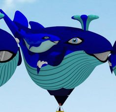 Welcome pilot Marcos Monimcontro of Brazil! Here is his special shape, Blue Whale.