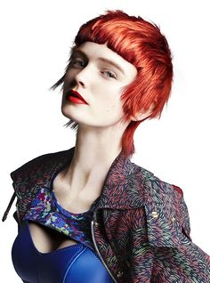 The Montage.  Cut by Indira Schauwecker, TONI&GUY Covent Garden, London UK. Colour by Nana Gries, TONI&GUY Wigmore St, London UK. #toniandguy