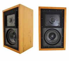 LS3/5a by FALCON ACOUSTICS. BBC LICENCE CLASSIC 15 OHM B110 T27- YEW SPECIAL EDITION